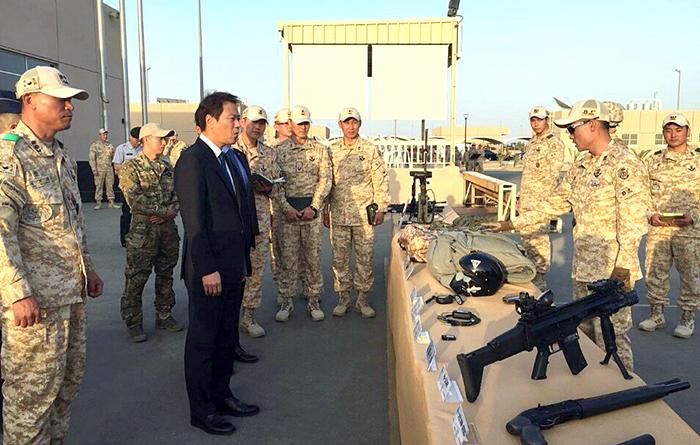 Сеул признал обязательства вступить в войну на стороне ОАЭ в случае конфликта