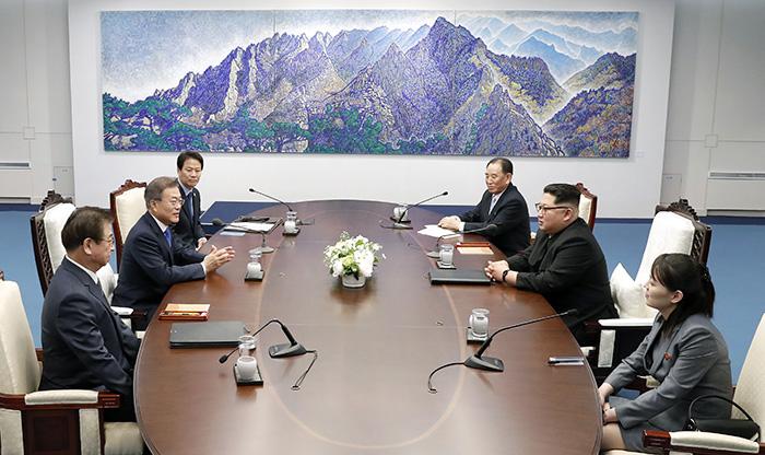historic moment 02 - Итоги межкорейского саммита 2018